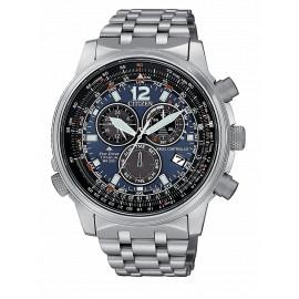 Citizen radiocontrollato crono pilot super titanio cb5850-80l