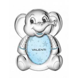 Valenti cornice bimbo elefante
