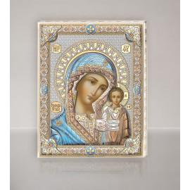 Valenti icona virgin mary cazan 16x20 cm