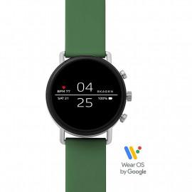 Skagen smartwatch falster 2 silicone green