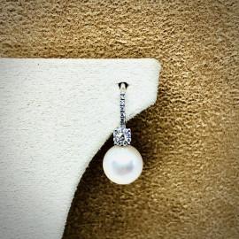 Mirco visconti orecchini monachella perla e magic