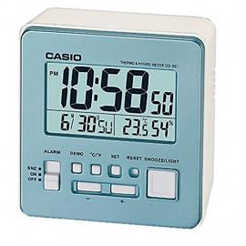 Casio sveglia quadrata thermo & igro
