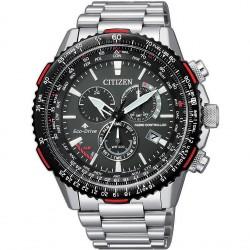 Citizen radiocontrollato nuovo chrono pilot cb5001-57e