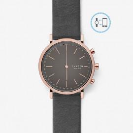 Skagen hybrid smartwatch hald rg gray pelle