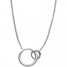 Skagen jewels collana elin circles st