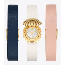 Tory burch the shell gt multicolor band