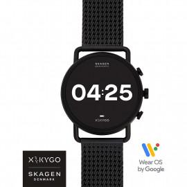 Skagen smartwatch falster 3 black by kygo