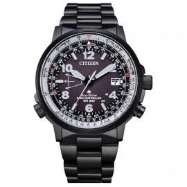 Citizen pilot multibanda acciaio black cb0245-84e
