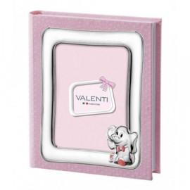 Valenti album bimba con cornice elefantino 13x18 cm