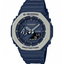 Casio g-shock carbon oak blue ga-2110et-2aer