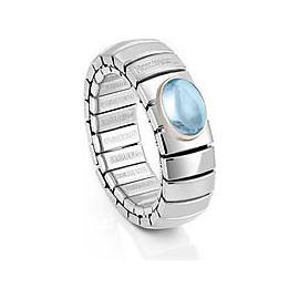 Nomination anello elegance extension azzurro