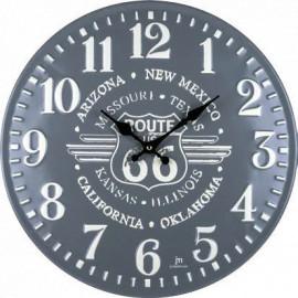 Lowell orologio route 66 in metallo