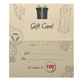 Eg gift card 100 euro