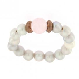Kikilia anello saint tropez rosa