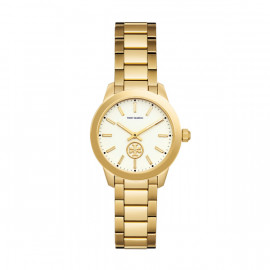 Tory burch the collins pvd gold
