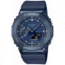 Casio g-shock steel blu gm-2100n-2aer