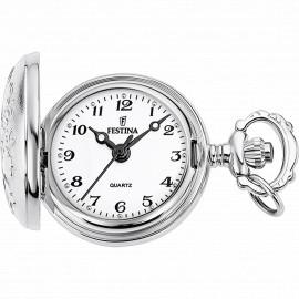 Festina orologio collana bianco