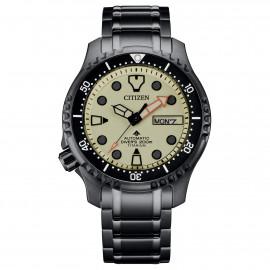 Citizen promaster diver 200 super titanio automatico ny0108-82x