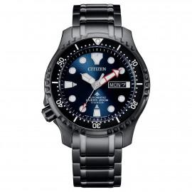 Citizen promaster diver 200 super titanio automatico ny0107-85l