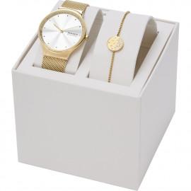 Skagen freja gt box set orologio e bracciale
