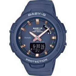 Casio baby-g athleisure blue bsa-b100-2aer