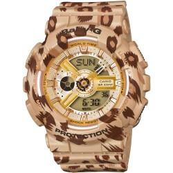 Casio baby-g leopard ba-110lp-9aer